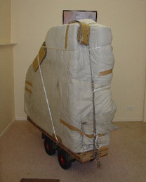 packing piano